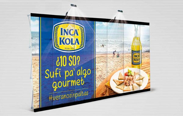 display backin displays publicitarios para ventas en lima 2019 - suma publicidad