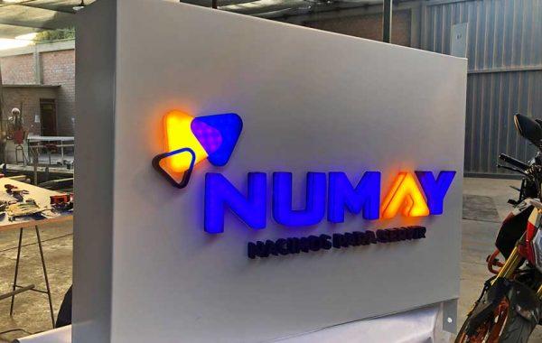 Fabricación de Letreros NUMAY– Locales a Nivel Nacional - lima 2019 Suma Publicidad